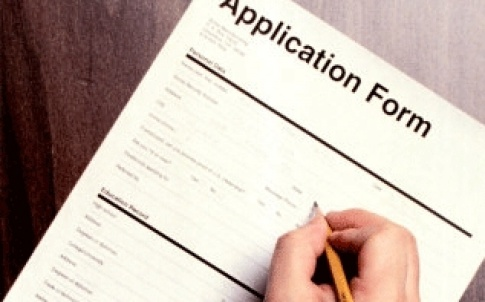applications form 317