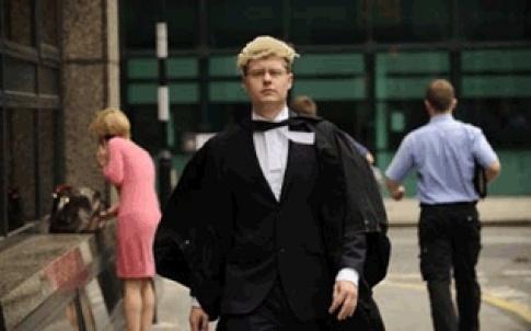 pupil barrister