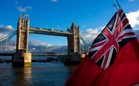 flag London Bridge