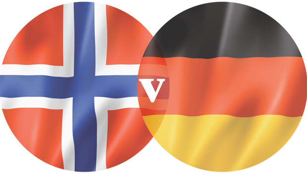 Germany v Norway