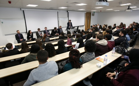 Year 12 Career Day 2014