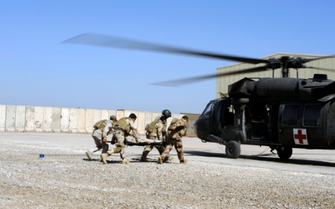 soldier helicopter injury armed forces troops war battle