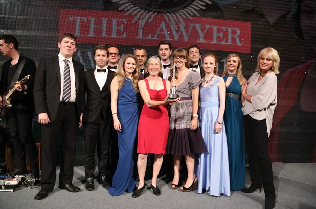 Lawyer Awards 2014 Ethical Initiative Kent