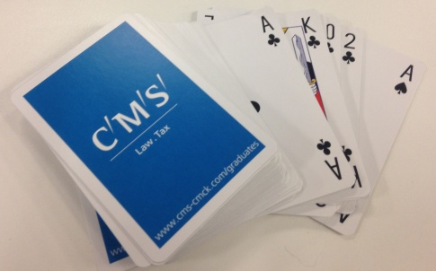 Freebies playing cards