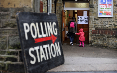 election vote poll politics voter Tory Labour UKIP LibDem