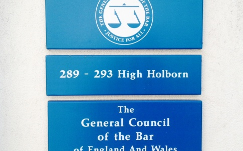 Bar Council barrister BSB