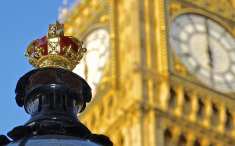 London parliament election