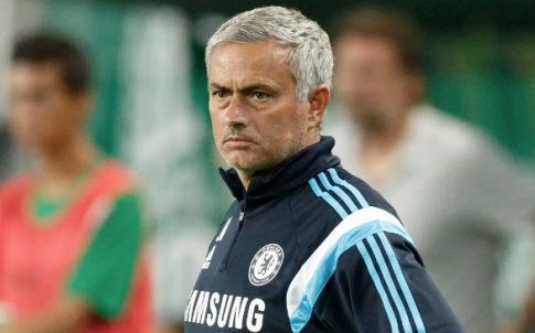 Jose Mourinho Chelsea football manager