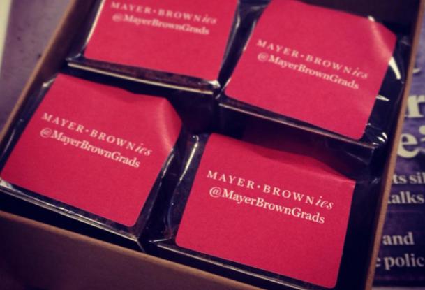 Mayer Brownies