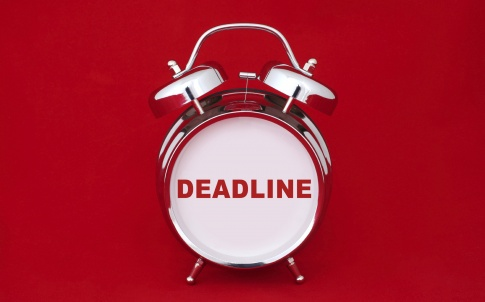 vacation scheme deadlines