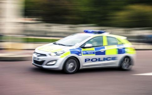Police car 999