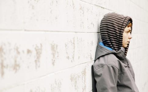 Child, hoodie