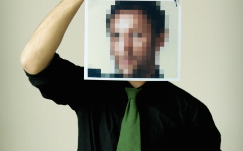 Anonymity, privacy, data protection, pixel, blurred face