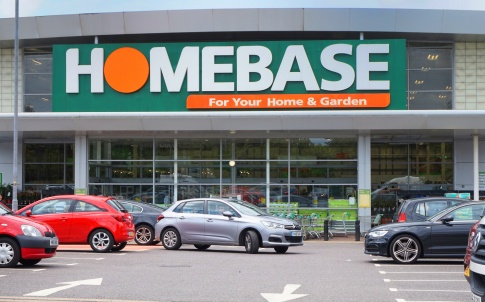 Homebase: an established brand in the UK - but a struggling one.