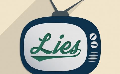 TV, propaganda, fake news, television, media
