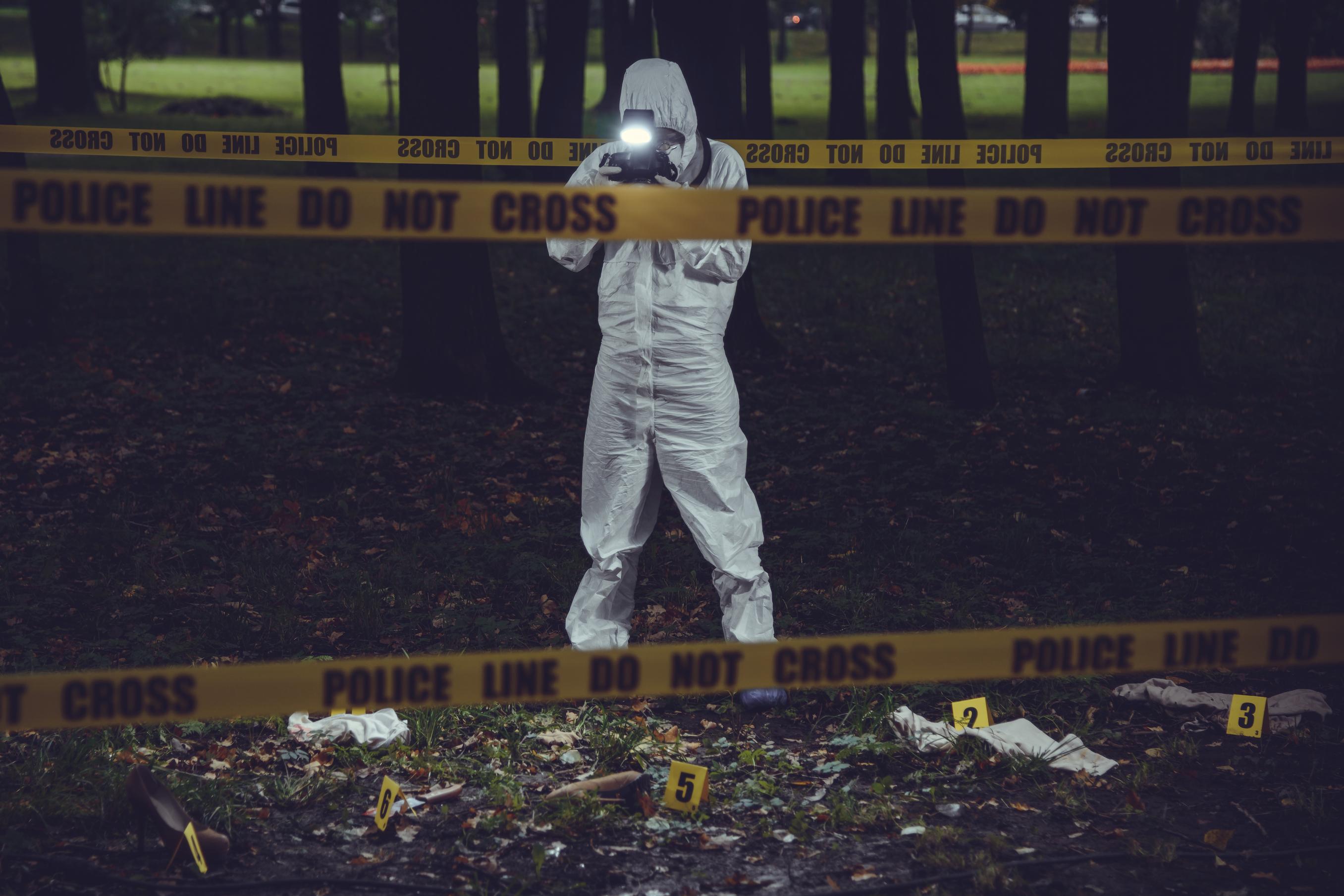 police, evidence, criminal, tape