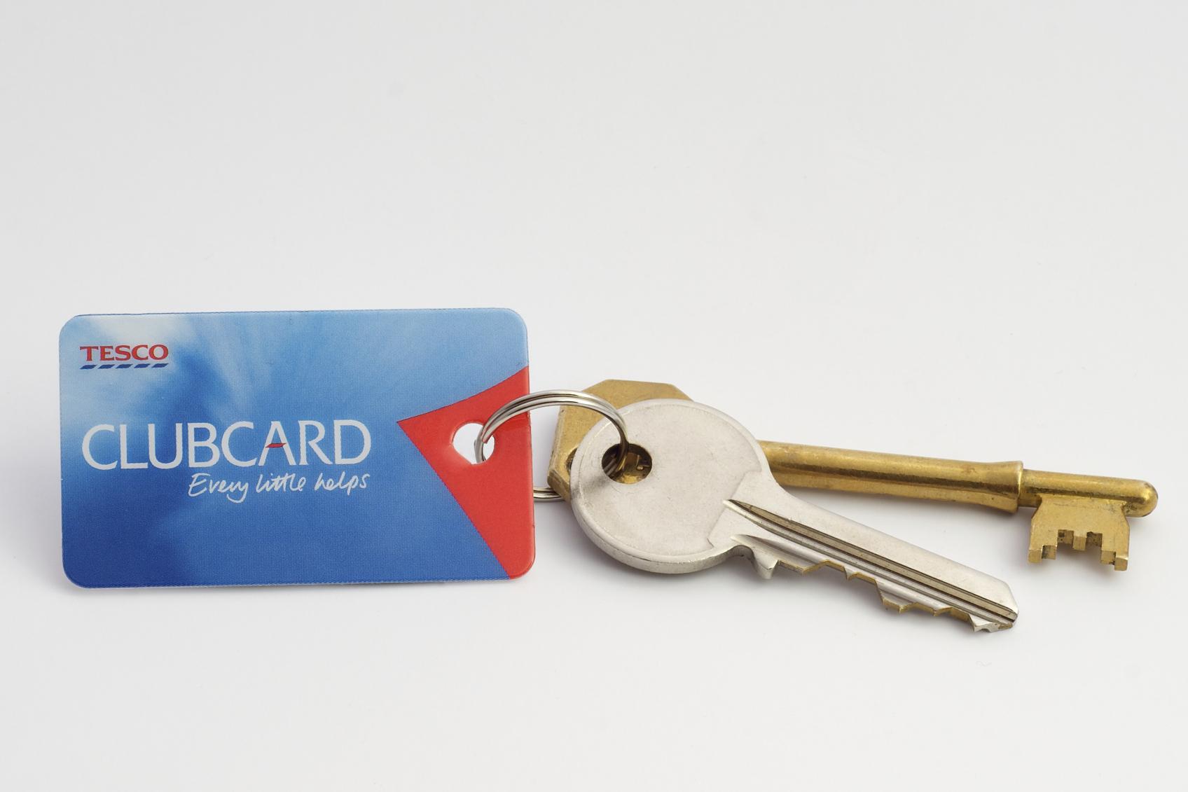 Tesco, Clubcard, keys