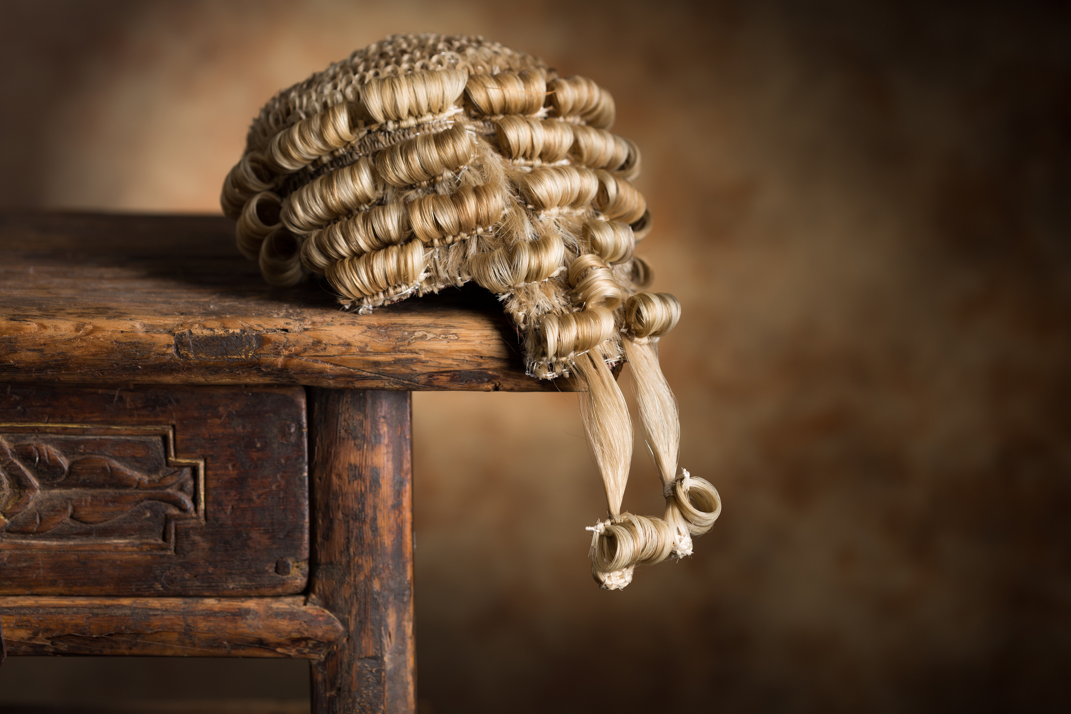 barristers' wigs
