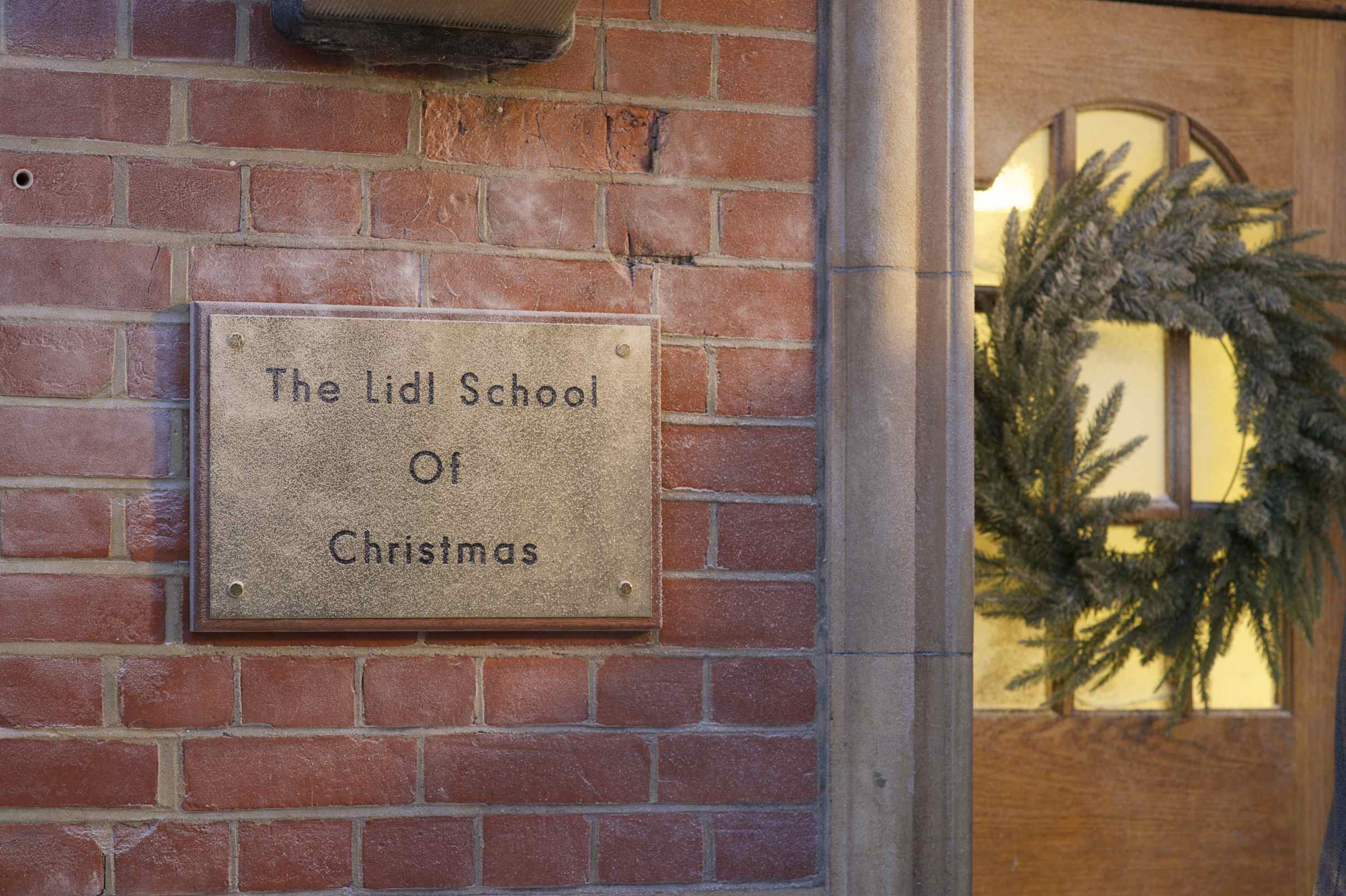 Lidl #SchoolOfChristmas 3