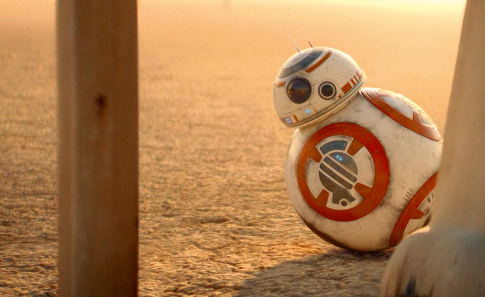 Star Wars robot