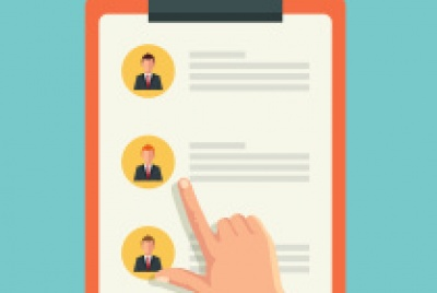 stock-illustration-80083337-pointing-hand-and-hand-with-list-of-job-applicants