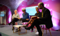 Diversity Panel, Festival of Marketing 2015