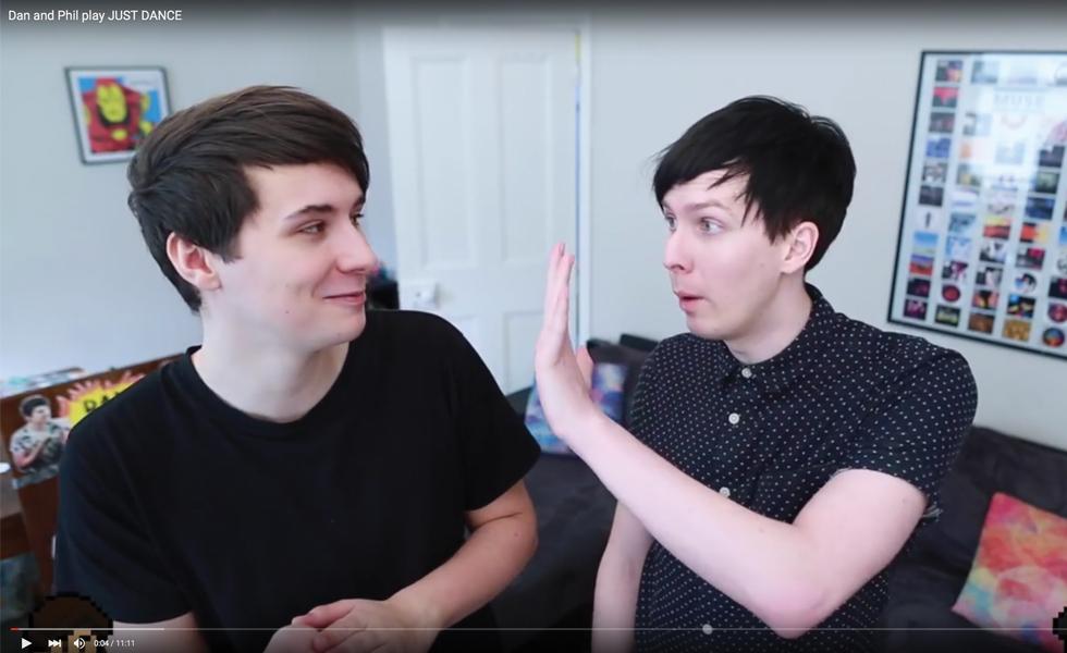Phil and Dan