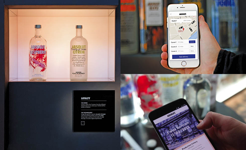 Absolut Internet of Things