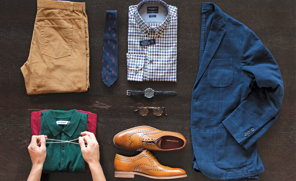 The Chapar, an online styling service for men, has maintained a personal touch by investing in back-end staff.