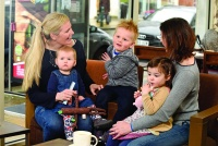 Starbucks has signed up for the NCT's Parent Friendly Places Charter to support those with small children.