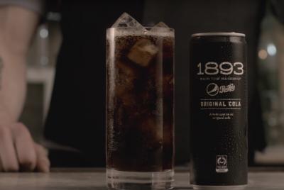 Pepsi 1893 launch