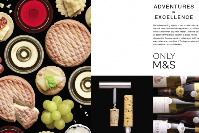 M&S adventures in campaign