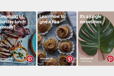 pinterest collections