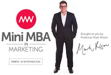 Mark Ritson Mini MBA small image