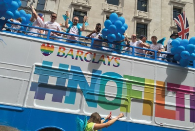 Barclays Pride in London