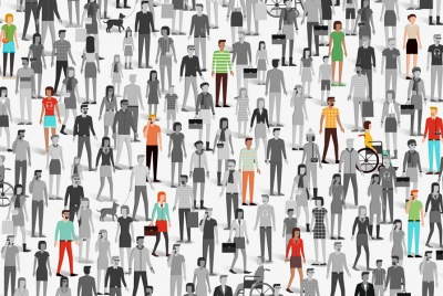 Demographic segmentation behaviour crowd