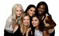 L'Oréal's 'beauty squad', consisting of five UK beauty bloggers.