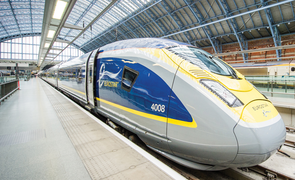 Eurostar jumps 142 places to 24 in KPMG Nunwood's Customer Experience Excellence ranking.