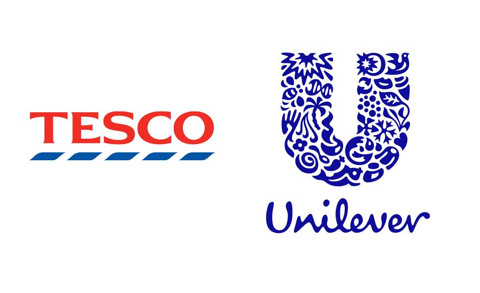 Tesco_Unilever