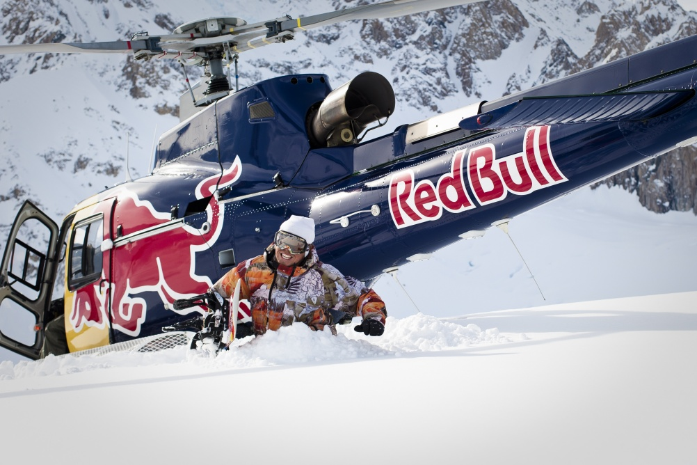 Red Bull is one brand that famously invests heavily in its own content