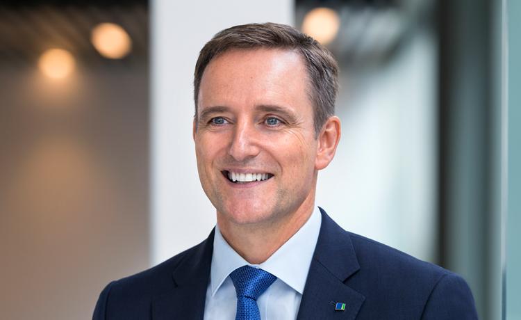 Mark Wilson Aviva CEO