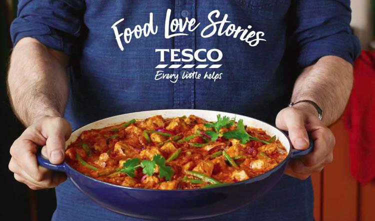 tesco food stories