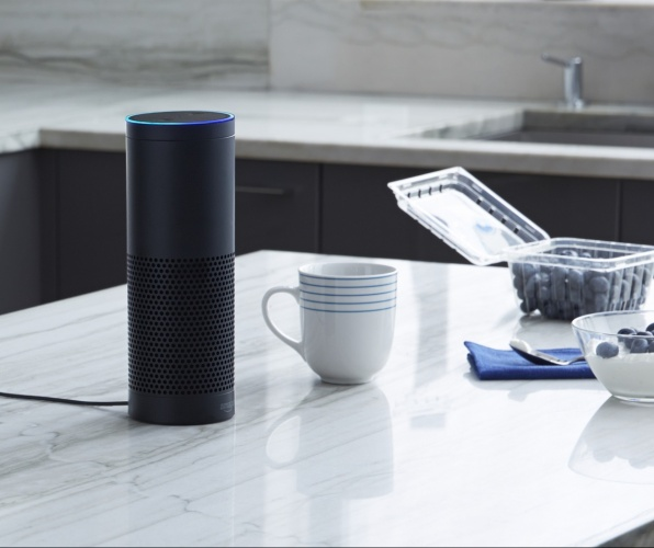 Amazon Echo featured