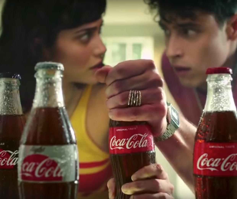 Coca cola marketing report