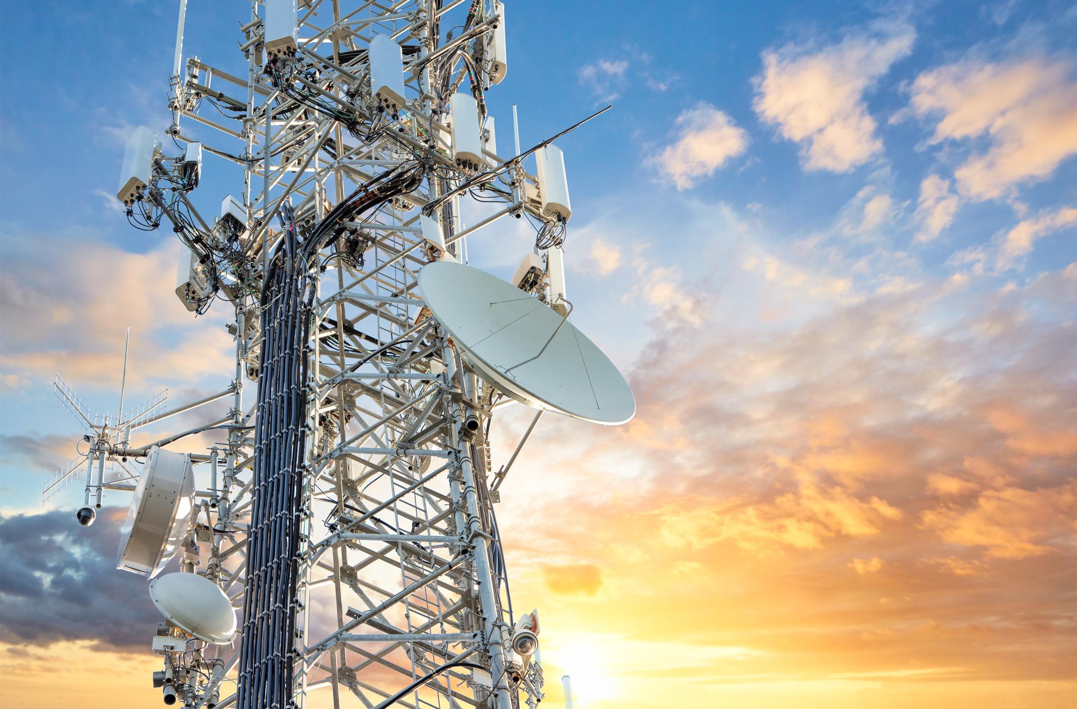 5G mobile data