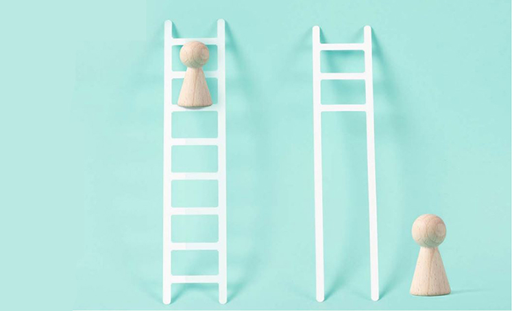 ladder up