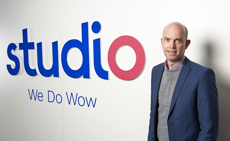 Chris Chalmers, Marketing Director, Studio