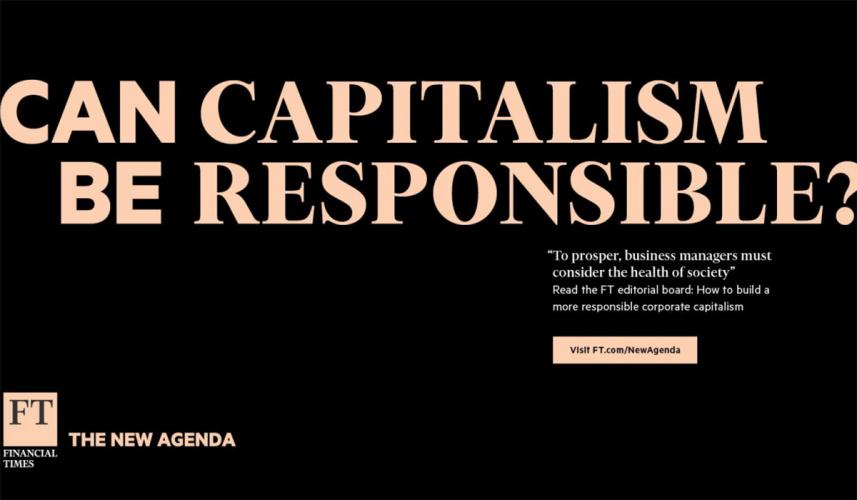 FT responsible capitalism ad