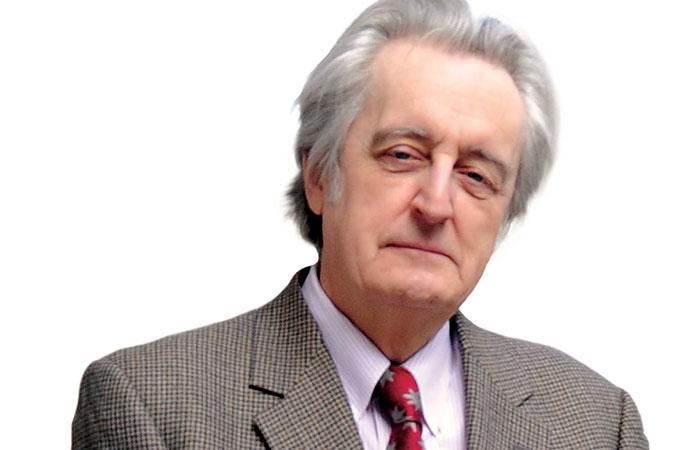 Radio 4 presenter Paul Lewis