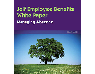 Managing absence cover image - thumbnail